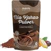 Bakchocholade, carob and cacao